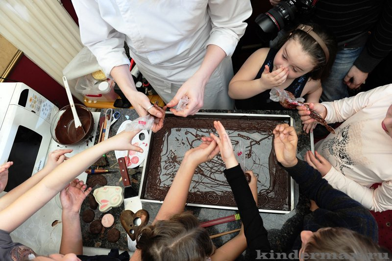 Изготовление конфет своими руками мастер класс