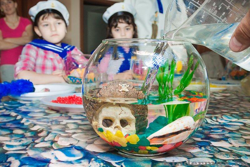 Как сделать аквариум своими руками мастер класс 10