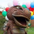 Организация детского праздника с динозаврами дома